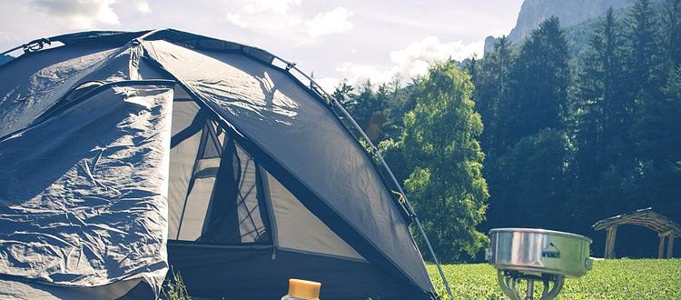 Campingurlaub in Deutschland am billigsten