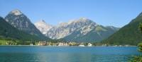 Biken am schönen Achensee: Mountainbike-Touren für Geübte und Anfänger