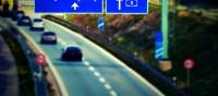 Aussteigen auf der Autobahn verboten