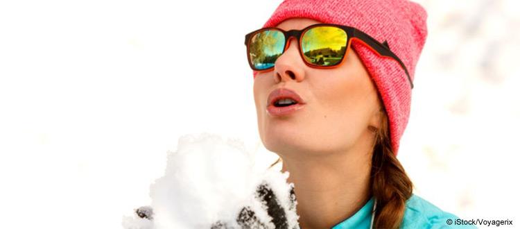 UV-Strahlen im Winterurlaub – darauf sollten Sie achten