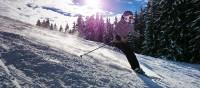 Der Berg ruft: Wer einmal auf Skiern gestanden hat, kommt wieder