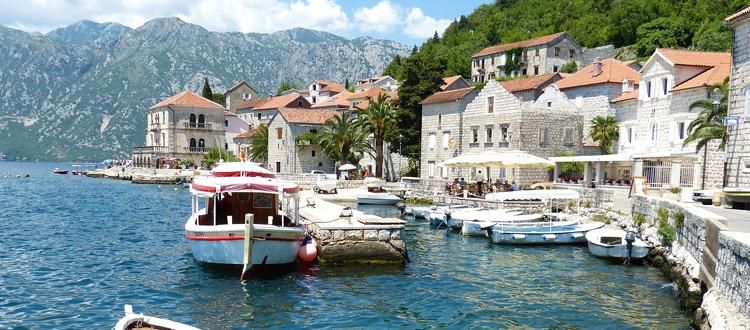 Kreuzfahrten: Die kleinsten und schönsten Häfen der Welt