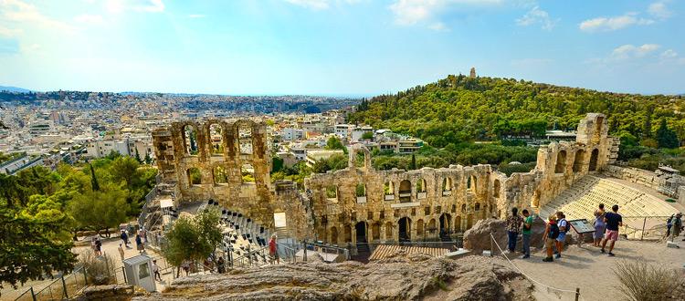 Griechenlands Geschichte bereisen