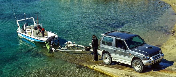 Sicher mit dem Bootsanhänger unterwegs – Richtiges Beladen ist entscheidend für die Fahrstabilität