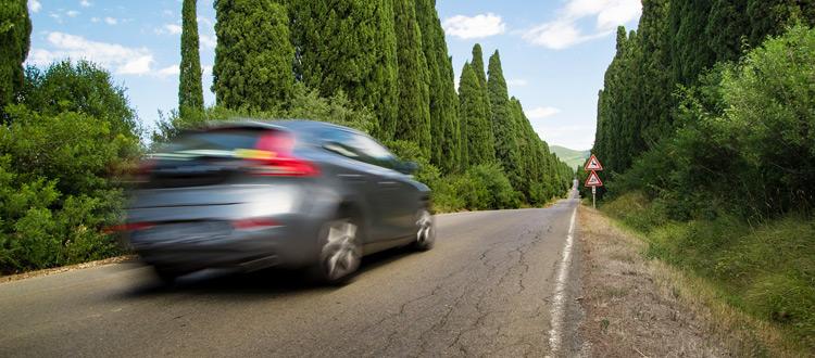 Strafzettel im Urlaub: Ein Drittel der deutschen Autofahrer musste bereits blechen