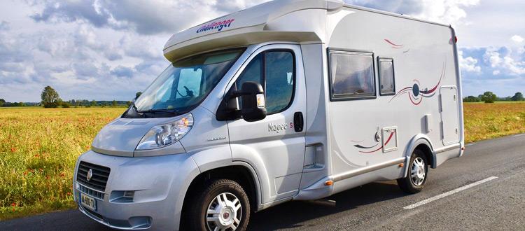 Mit dem Wohnmobil on tour – Reisen während Corona ARAG Experten über den Corona-Effekt auf das Reisen im Wohnmobil