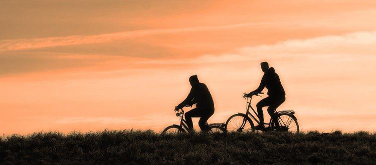 Corona-Stresskiller Fahrrad