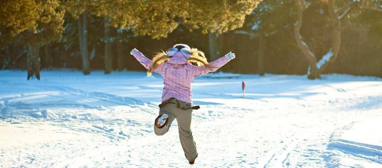 Weg mit dem Koller! – ARAG Experten geben Tipps gegen den Winterblues