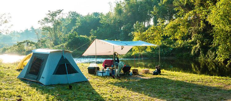 ADAC Campingportal PiNCAMP: Die 50 beliebtesten Campingplätze Österreichs 2020